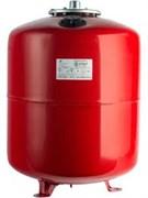 Расширительный бак 100 л (красный) STOUT