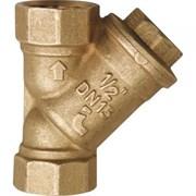 Фильтр сетчатый муфтовый Dу 2 - 500 мкр; ITAP